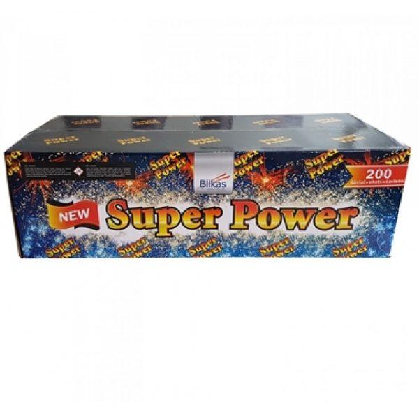 New super power baterija