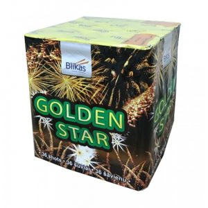 Golden star baterija