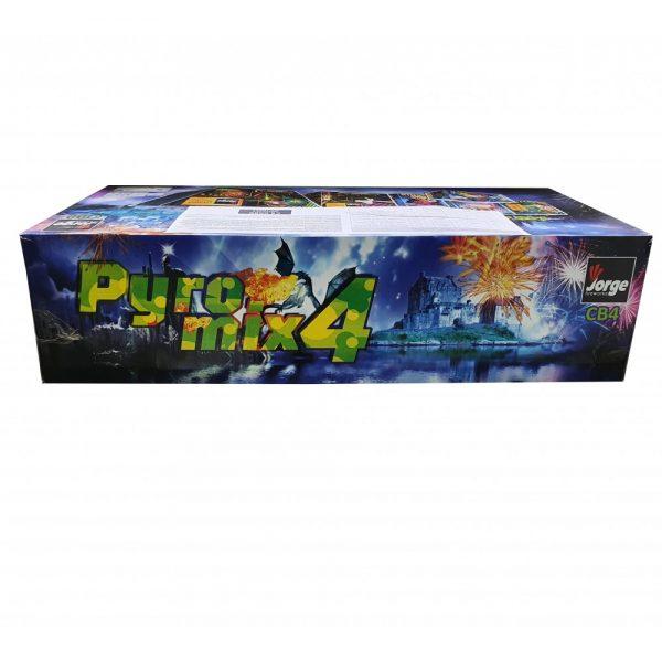 Pyromix4 baterija