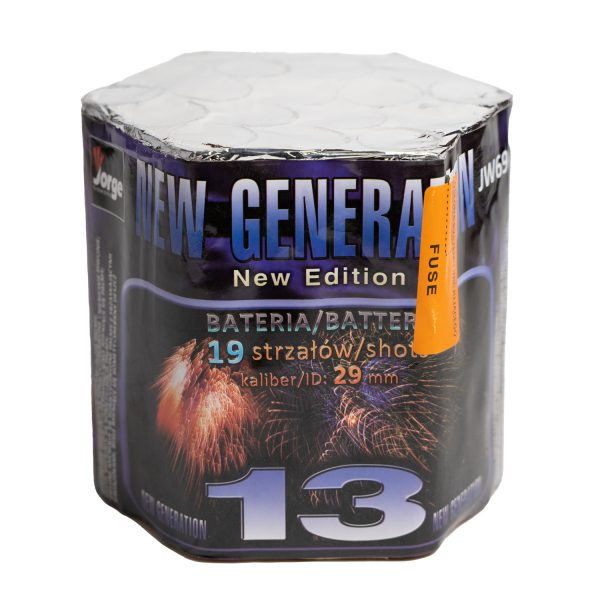 new generation baterija