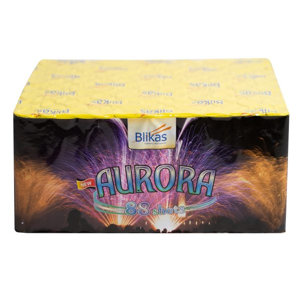 aurora baterija