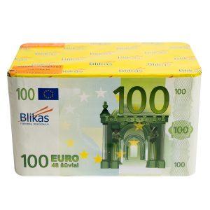 100 euro baterija