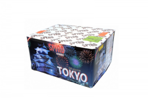 S-PYRO TOKYO baterija