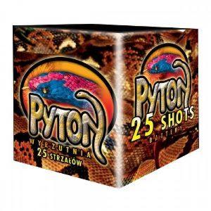 Pyton baterija
