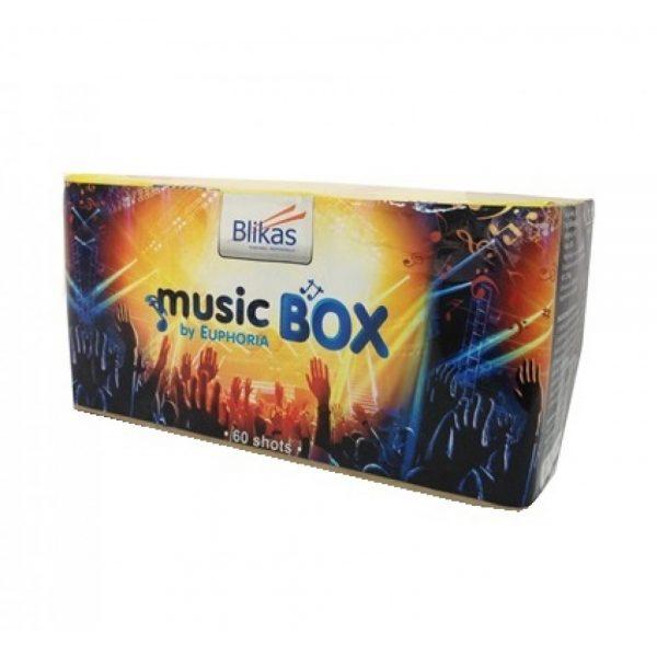 Music box by Euphoria baterija